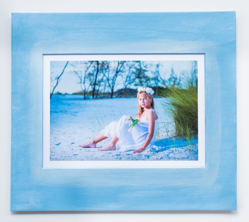 st petersburg beach portrait boho style girl in flower crown photographer ikphotoart